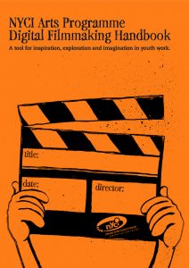 Digital Filmmaking in Youth Work document cover